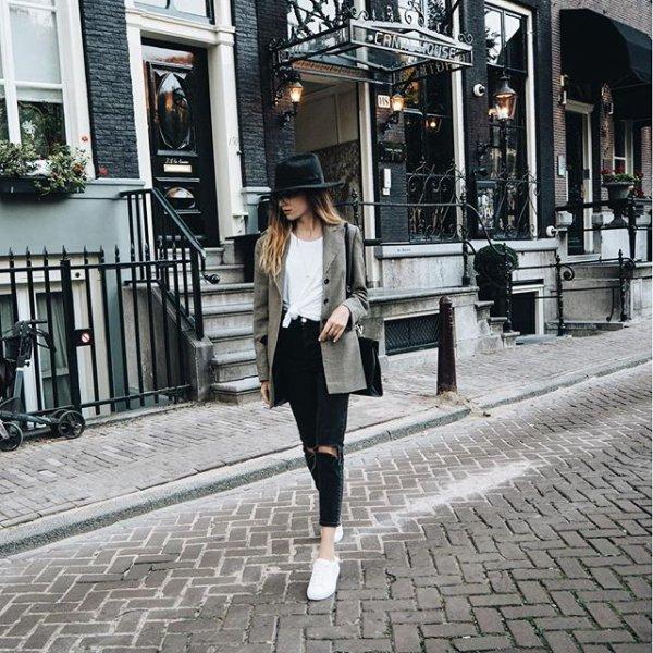 black, clothing, road, footwear, street,