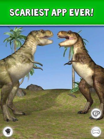 Talking Rex Dinosaur