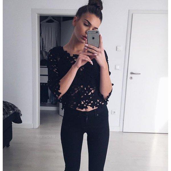 black, clothing, sleeve, fashion, outerwear,