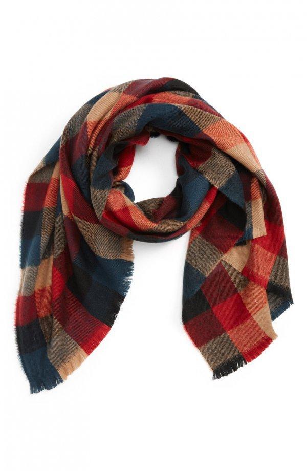 scarf, stole, tartan, plaid, design,