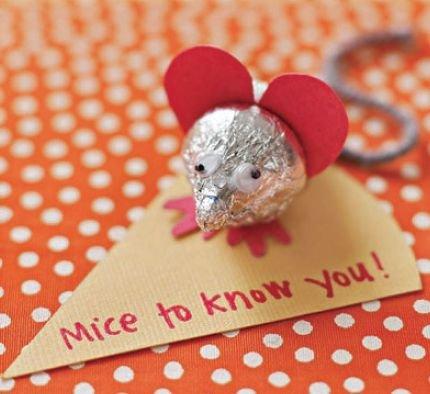 Kiss-Mouse