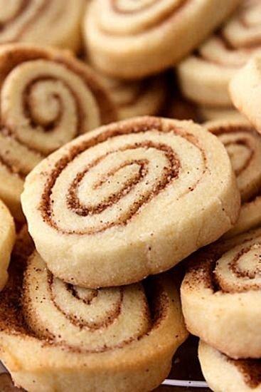 Cinnamon Pinwheels