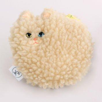 Keora Keora Small Fluffy Cat Pouch