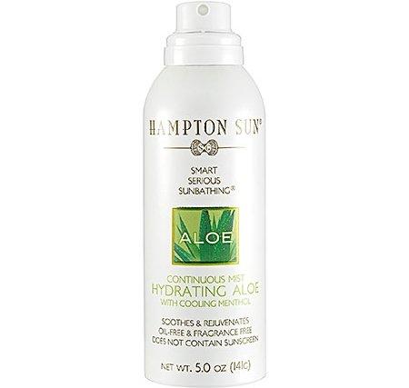 Hampton Sun Continuous Mist Hydrating Aloe