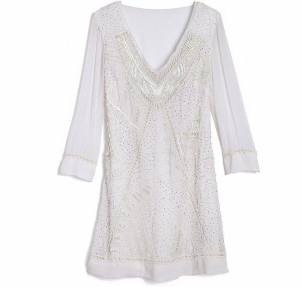 Marshalls White Dress