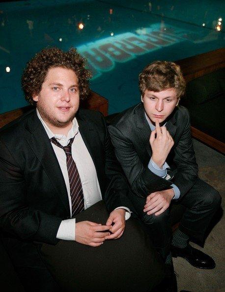 Jonah Hill & Michael Cera