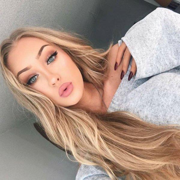 hair, face, eyebrow, person, blond,