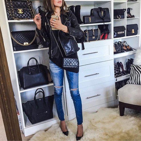 clothing, room, leather, denim, textile,