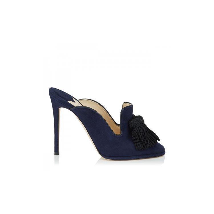 footwear, shoe, leather, high heeled footwear, electric blue,