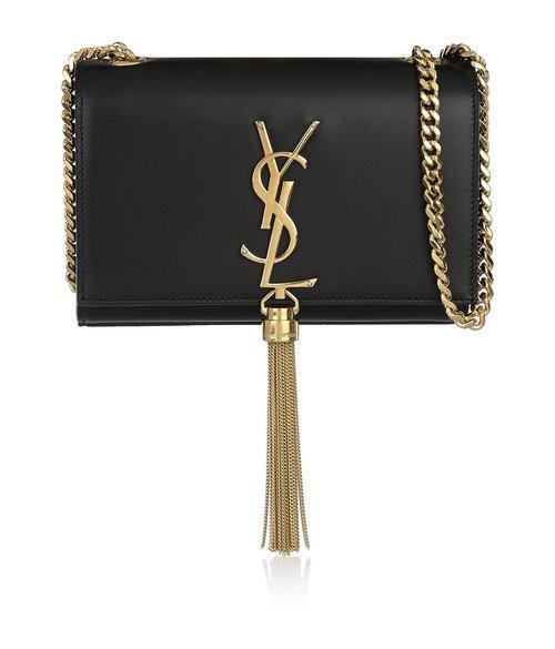 Yves Saint Laurent, fashion accessory, wallet, shoulder bag, leather,