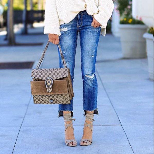 blue, clothing, denim, footwear, pattern,