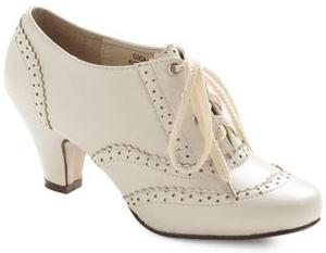 Dance Instead of Walking Heel