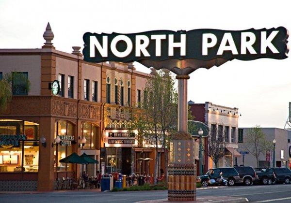 Hillcrest, North Park & Other Neighborhoods