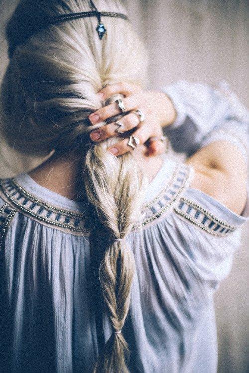 DIY Hair Serum