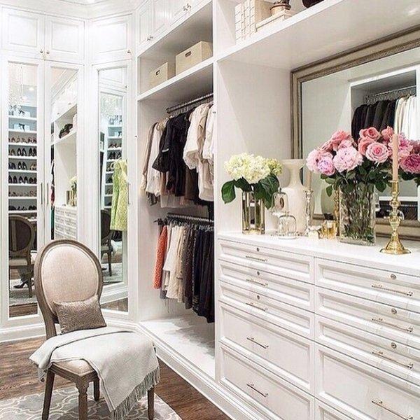 Do a Deep Clean of Your Closet