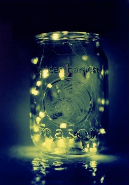 Catch Fireflies in a Jar