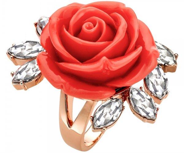 Rose Sprig Ring
