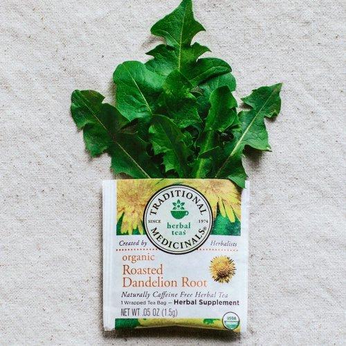 Traditional Medicinals, green, food, plant, produce,