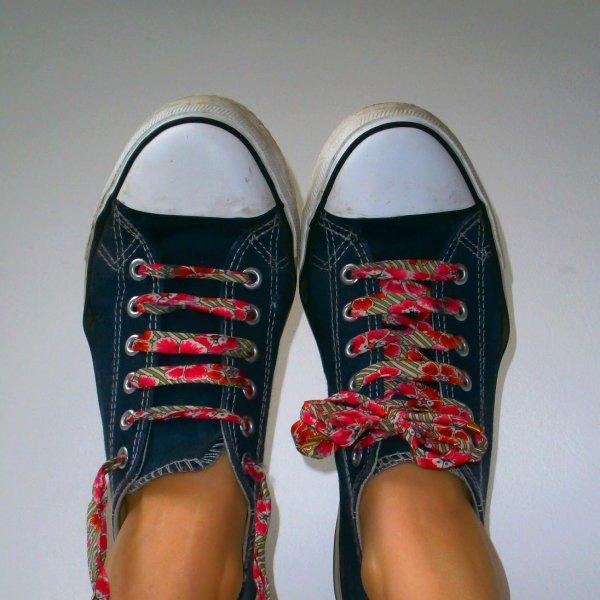 Fix Frayed Shoelaces