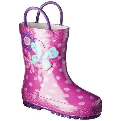 Darling Cutie Rain Boots