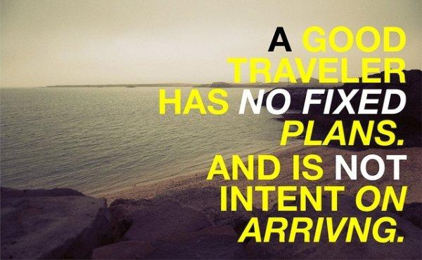 A Good Traveler
