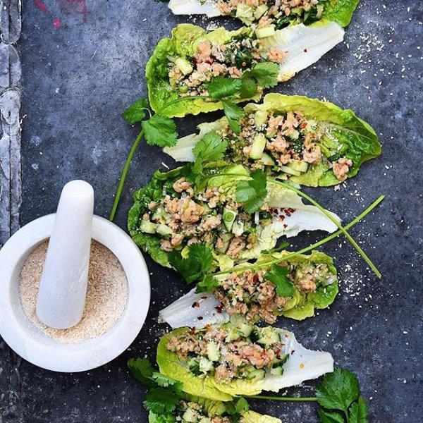 dish, plant, leaf, food, flower,