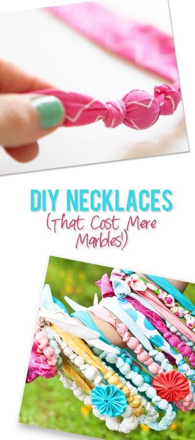 petal,art,textile,DIY,NECKLACES,