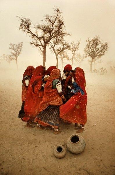 Dust Storm, Rajasthan