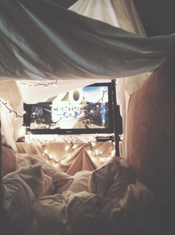 Build an Indoor Fort