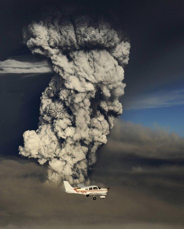 Grimsvotn Volcano, Iceland