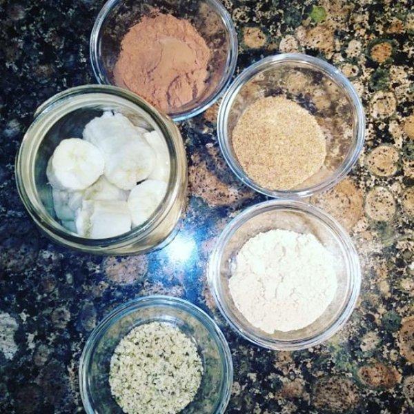 powder, ingredient, recipe,