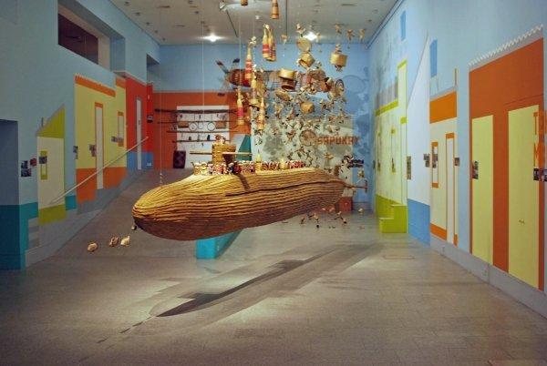 Get Arty at the Bernardo Museum