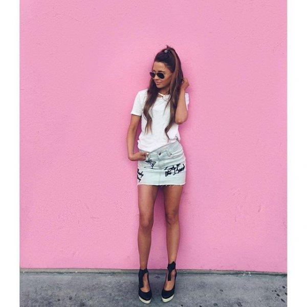 pink, clothing, magenta, footwear, dress,