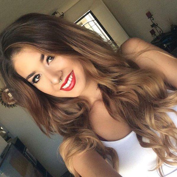 Katelyn Fruciano's Sweet Smile!