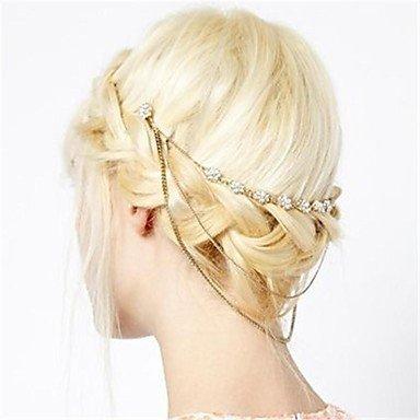 Flower Rhinestone Hair Comb