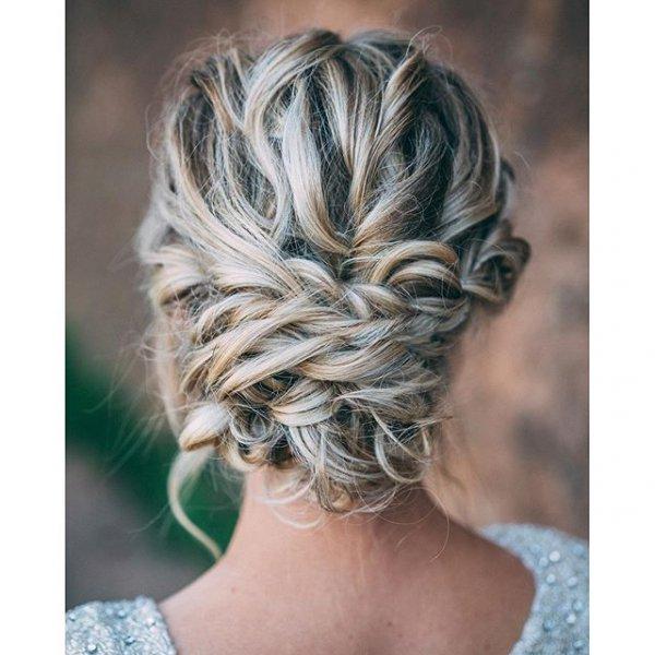 hair, hairstyle, braid, chignon, french braid,