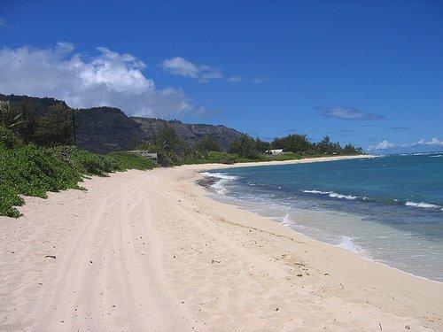 Mokuleia Beach