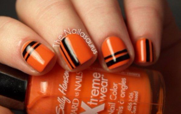 nail,finger,nail care,nail polish,orange,