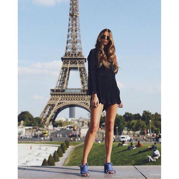 Eiffel Tower, clothing, footwear, fashion, pattern,