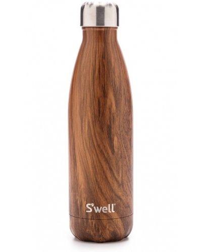17 Oz Teakwood Bottle