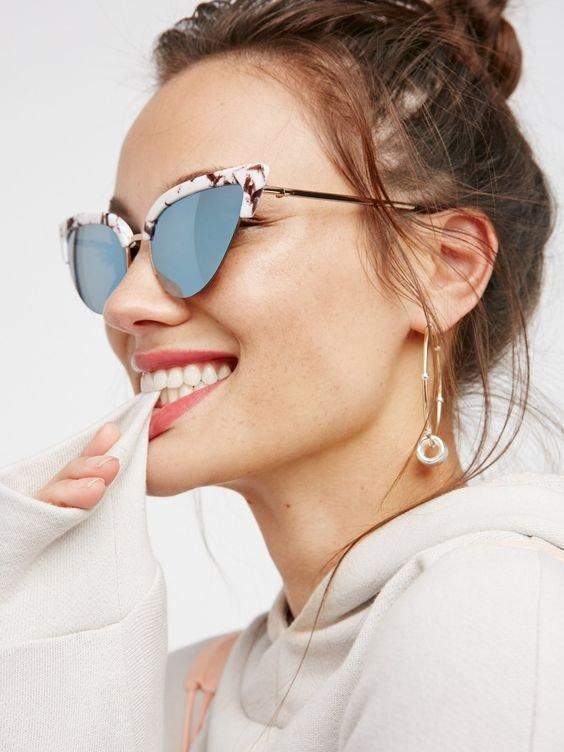 eyewear, sunglasses, hair, face, glasses,