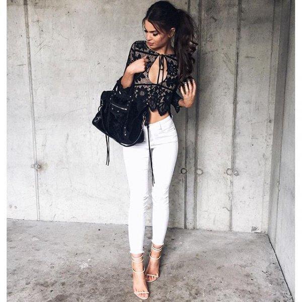 white, clothing, black, sleeve, photo shoot,