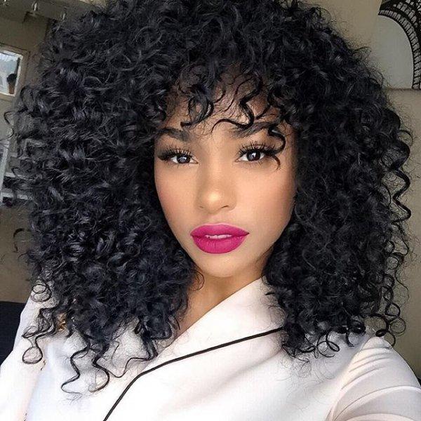 hair, black hair, clothing, face, jheri curl,