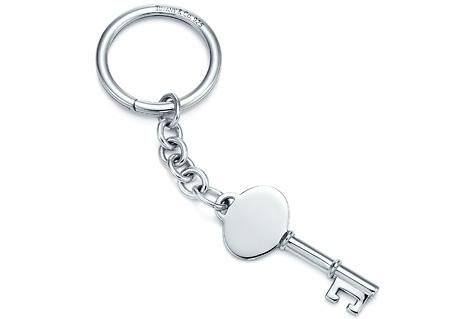 Tiffany Vintage Key Ring