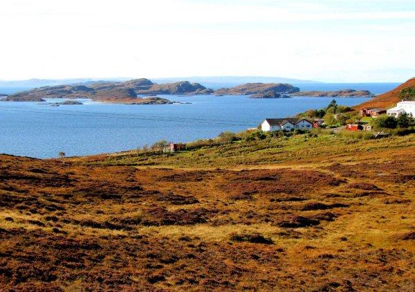 Summer Isles, Scotland