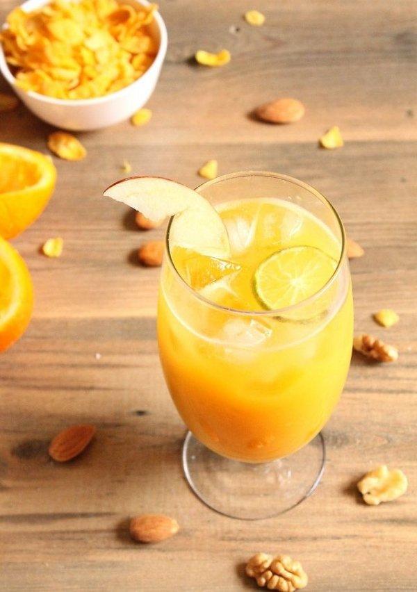 Orange Juice…