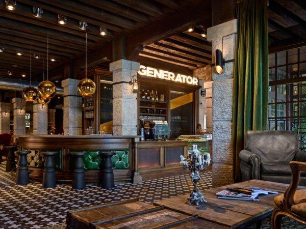 Generator Hostel in Venice, Italy