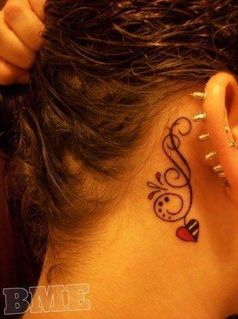 Swirls with a Heart