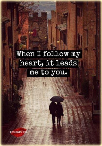 text,poster,When,follow,heart,,