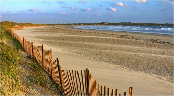 Second Beach, Middletown, Rhode Island